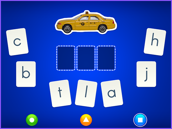 Yes! LetterSchool is launching a new Spelling App today